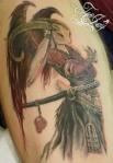 Azeazel Bunny Tattoo