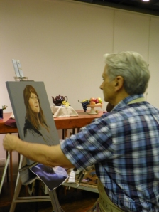 Steve Carpenter painting