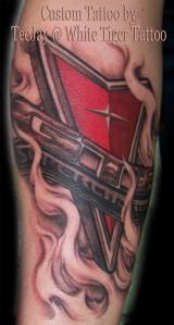 GTP tattoo