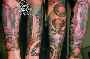 atlantis tattoo