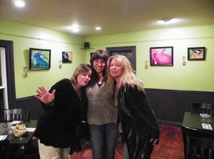 Bonnie, TeeJay & Amy