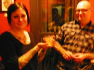 Sara and Eric