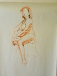 figure drawing woman