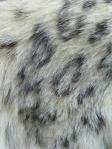snow leopard fur