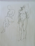 figure drawing male