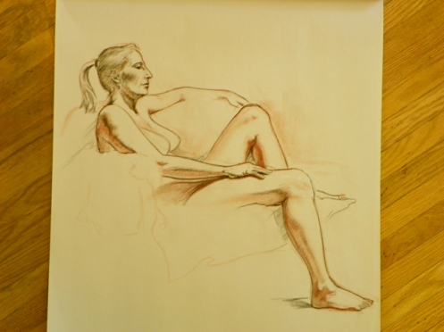 figure drawing female