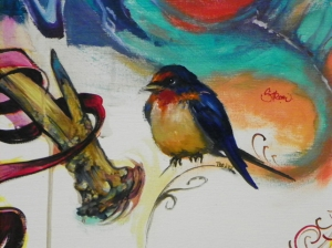 TeeJay bird