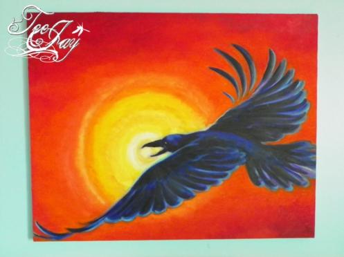 Raven Brings the Sun