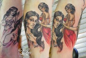 Mara's Daughters tattoo