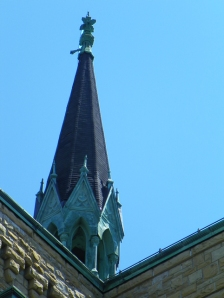 steeple St Michaels