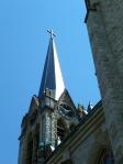Steeple St Michaels church