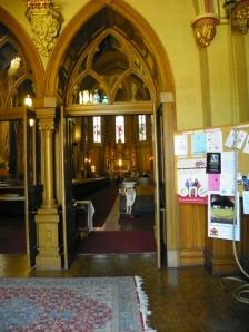 interior door way St Michaels