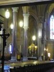 interior of St Michaels church