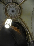 front entrance ceiling