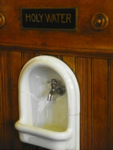 Holy Water on Tap