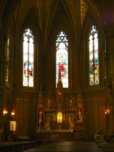 Altar at St Michaels - Rochester NY