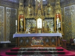 altar at St Michaels