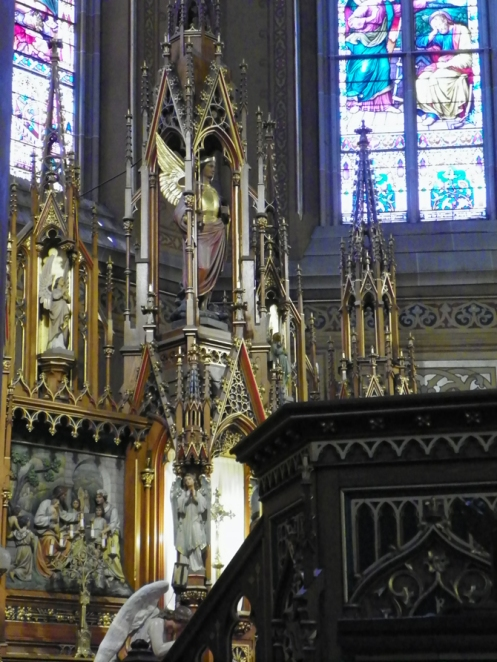 Altar at St Michaels Rochester NY