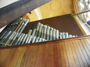 functional organ pipes