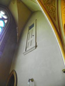 unknown door