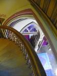 spiral stair rail