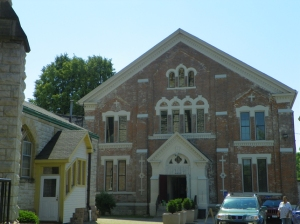 Original Parrish church