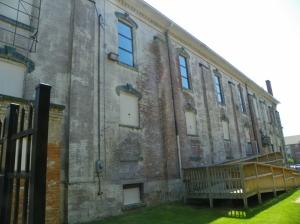 original Parrish church