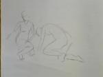 gesture drawings female