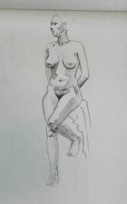 figure drawing female