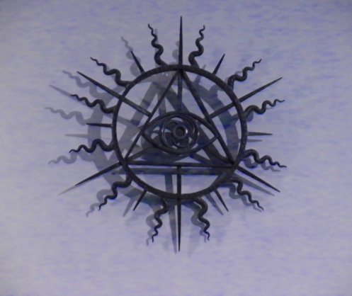 Chapel of Sacred Mirrors symbol
