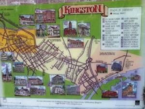 map Kingston