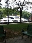 at the River Kingston NY