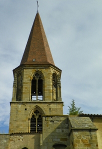 church tower Billom