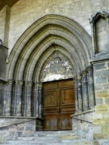 church in Billom