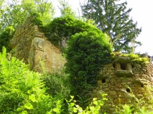ruins Vallee du Madet