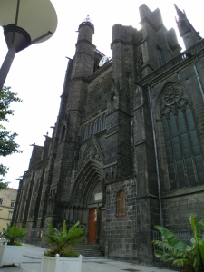 cathedral at clermont ferrand