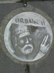 urbain ii road coin