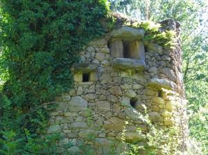 tower at Vallee du Madet