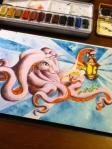 Octobunny work in progress