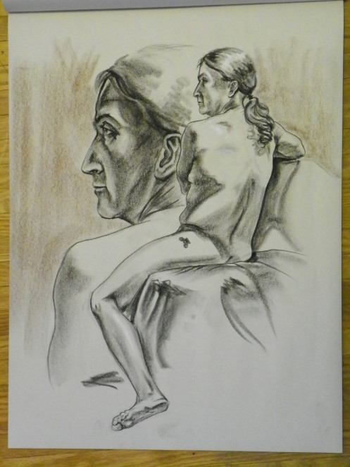 figure drawing portrait