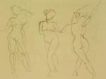 gesture drawing