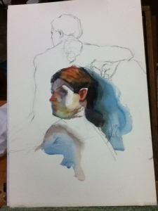 water color from life