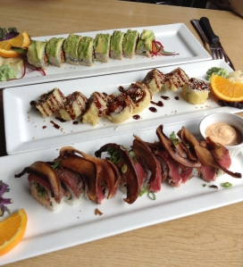 cowfish sushi