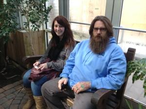 Paul & Jessica