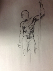 figure charcoal
