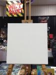 blank canvas