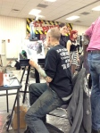 Hell City Wet Paint Project Columbus - Matthew Lukesh