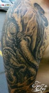 Cthulhu tattoo