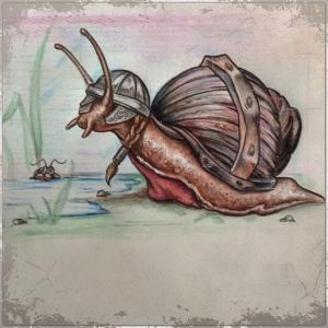 Viking Snail