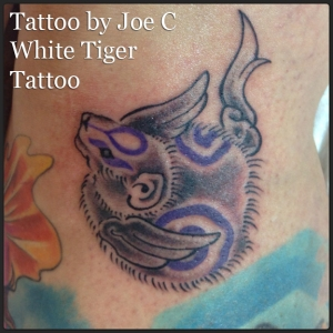 tattoo by Joe C